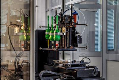 Роскосмос обзаведется космическим 3d-биопринтером в 2018 году