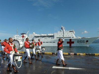 Россия направила секретный груз с вооружением в республику фиджи - «война»
