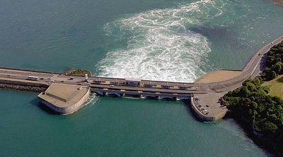 Россияне построят приливную электростанцию в северной ирландии