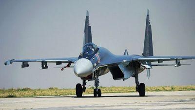 Российские су-35 будут круглосуточно дежурить парами на базе хмеймим - «война»