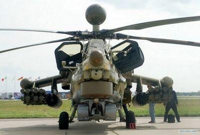 Российским военным вертолётам поменяют лопасти - «военные действия»