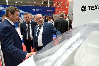 «Рт-химкомпозит» создает национальный центр изделий конструкционной оптики