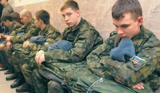 Русский солдат застрелил троих сослуживцев