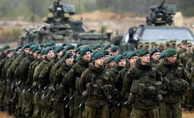 Самое масштабное усиление после «холодной войны» - «война»