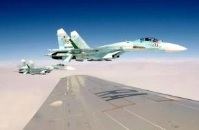 Самолеты нато устроили погоню за шойгу в небе над балтикой - «новости дня»