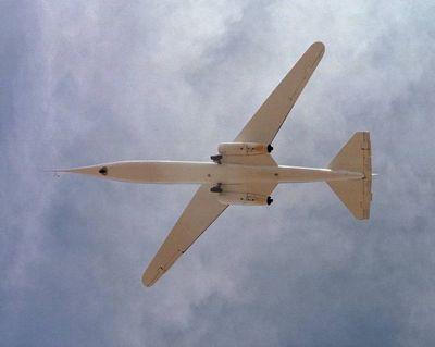 Самолёты споворотным крылом