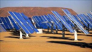 Самоочищающиеся солнечные батареи, сделанныe по марсианским технологиям