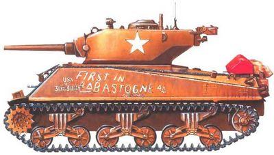 Штурмовой танк по-американски