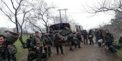 Сирийская армия взяла под свой контроль главный оплот боевиков фронта ан-нусра в провинции латакия - «военные действия»