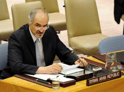 Сирийский дипломат: западная коалиция нанесла сирии колоссальный ущерб - «военные действия»
