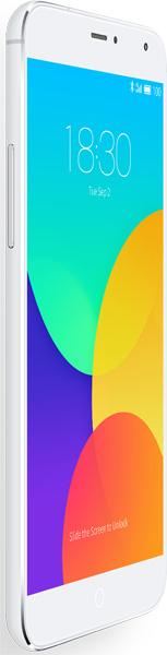 Смартфон meizu mx4, оснащенный экраном диагональю 5,36 дюйма и восьмиядерной soc mediatek mt6595, представлен официально