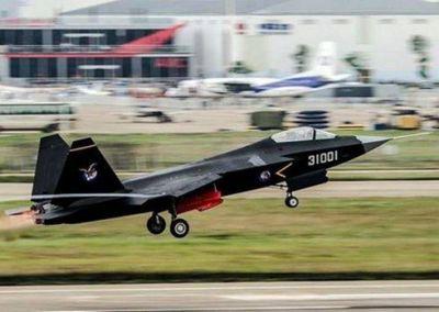 Сми: второй прототип китайского j-31 поднимется в воздух до конца года - «военные действия»
