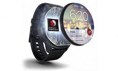 Snapdragon wear 2100 — первая однокристальная система qualcomm, предназначенная специально для умных часов