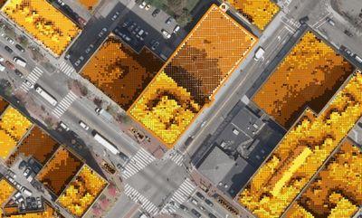 Solar system - точная карта эффективности солнечных панелей