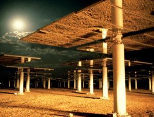Солнечная энергия 24 часа в сутки