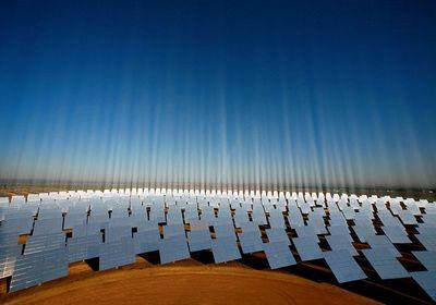 Солнечная энергия из андалузии