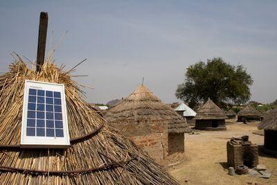 Солнечная энергия в рассрочку