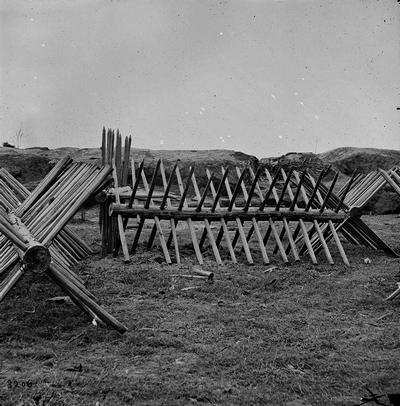 Советские «ежи» против немецких танков