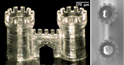 Создан метод высококачественной 3d-печати стеклом