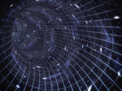 Создана математическая модель машины времени