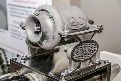 Специалисты виам изготовили реактивный двигатель с помощью аддитивных технологий