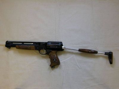Специальный револьвер тоз-81 «марс» - «военные действия»