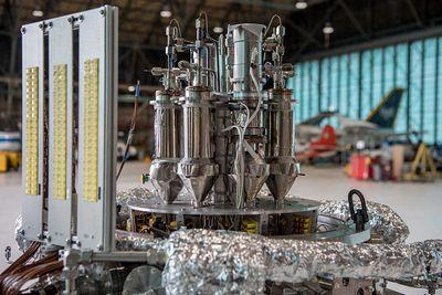 Сша испытывают ядерный реактор для будущих колонизаторов марса