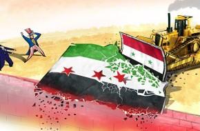 Сша начали новую стадию войны в сирии - «новости дня»