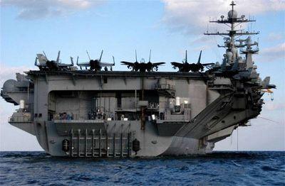Сша приводят в полную боеготовность свои силы в персидском заливе - «военные действия»