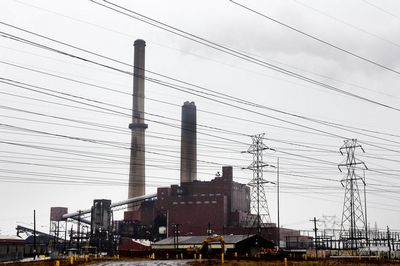 Сша: угольные электростанции – только в зеркало заднего вида