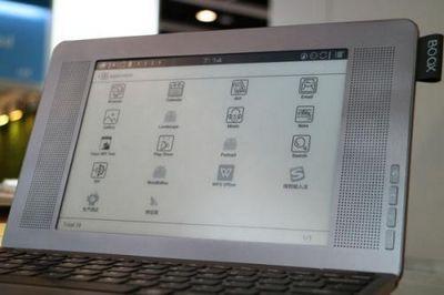 Стали известны характеристики трансформируемого планшета onyx boox typewriter с экраном e ink