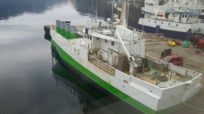 Старые промысловые судна становятся электростанциями приливной энергии