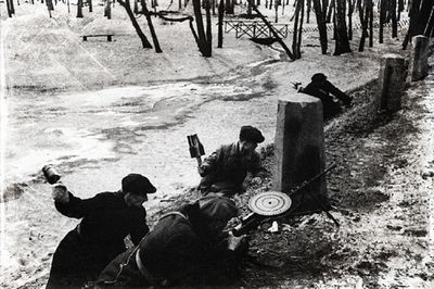 Стеклянная артиллерия красной армии. часть ii