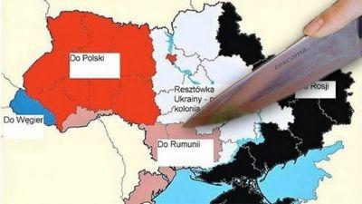 Стоит ли расчленить украину? - «военные действия»