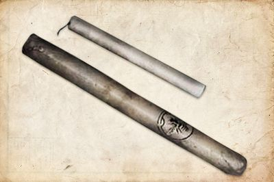 Стреляющие сигары и сигареты. часть i