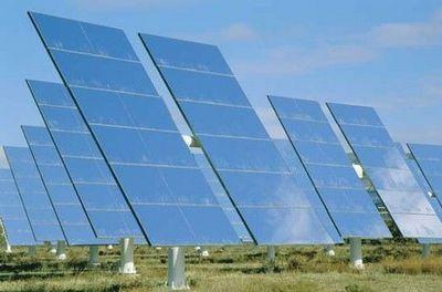 Строительство солнечных электростанций в крыму продолжается