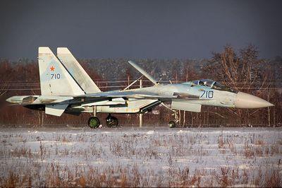 Су-27м (су-35)