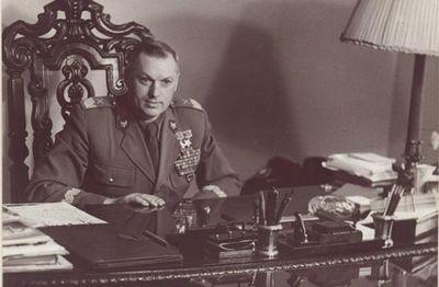 Сын двух народов, маршал двух армий: константин рокоссовский - «военные действия»