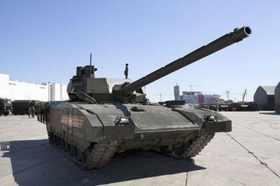 Танки т-14 армата получат крупный калибр - «война»