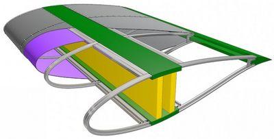 Текстильные лопасти турбин повысят конкурентоспособность ветряной энергетики