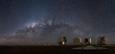 Телескоп vlt модернизируют для поиска экзопланет у альфа центавра