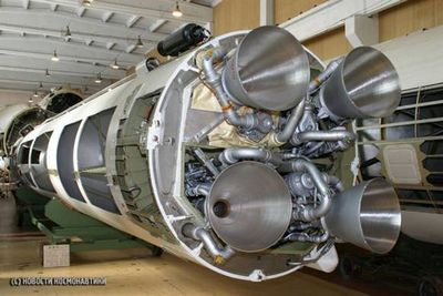 Термоядерные ракетные двигатели