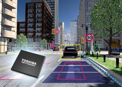 Toshiba дополнила линейку процессоров распознавания изображений серией tmpv760