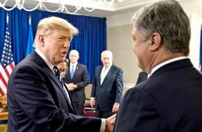 Трамп и порошенко опозорились в нью-йорке - «новости дня»