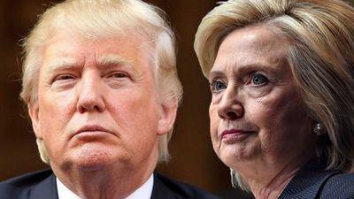 Трамп против мигрантов, клинтон за негров - «военные действия»