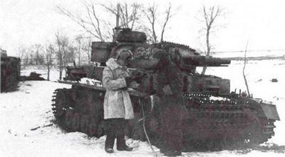 Трофейные танки в красной армии