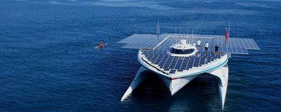 Turanor: самая большая яхта насолнечной энергии