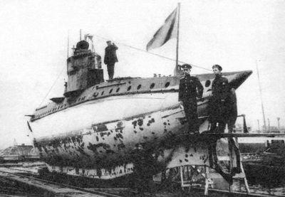 U-boot превыше всего