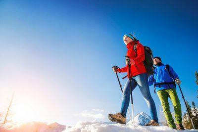 Ученые доказали пользу зимних прогулок для иммунитета