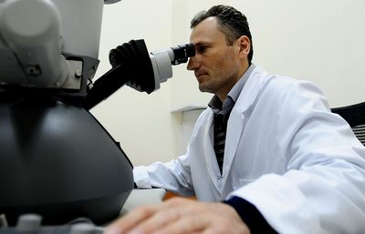 Ученые получили модификации фуллерена с противовирусной активностью по отношению к вич